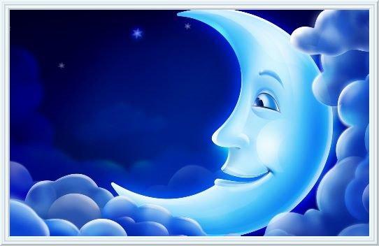 Растущая луна - что это и как определить? — Календари нового поколения от PrediApp
